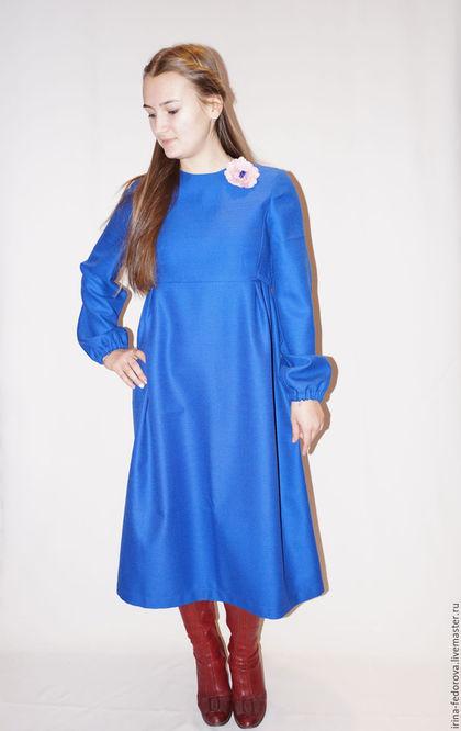платье резинка на талии выкройка