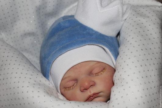 """Для новорожденных, ручной работы. Ярмарка Мастеров - ручная работа. Купить Комплект на выписку """"Маленький принц """" 2. Handmade."""
