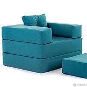 "Для дома и интерьера handmade. Livemaster - original item Frameless chair ""Domino"". Handmade."