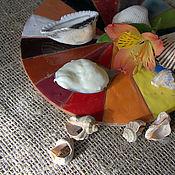 Кремы ручной работы. Ярмарка Мастеров - ручная работа Крем для похудения «missis Рink» 100 г. Handmade.