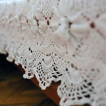Для дома и интерьера ручной работы. Ярмарка Мастеров - ручная работа Покрывало на двухспальную кровать. Handmade.
