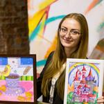 ЯРКИЕ КАРТИНЫ Жанны Наруто - Ярмарка Мастеров - ручная работа, handmade