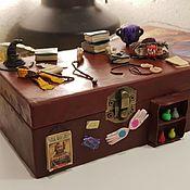 Шкатулки ручной работы. Ярмарка Мастеров - ручная работа Шкатулка Гарри Поттер. Handmade.