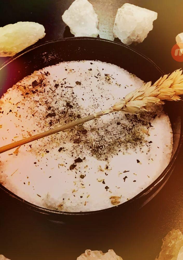 Magic salt ' Aura', Salt mixture, Rostov-on-Don,  Фото №1