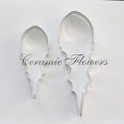 Материалы для творчества handmade. Livemaster - original item Cutter leaf dandelion. Handmade.