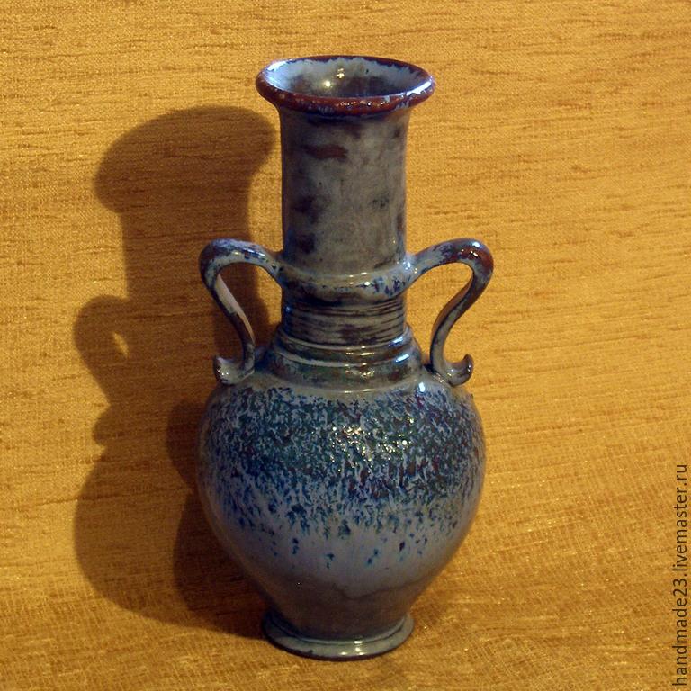 """ваза """"старая бутылка"""""""