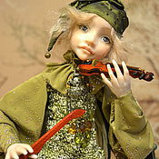 """Куклы и игрушки ручной работы. Ярмарка Мастеров - ручная работа """"Лесной Эльф"""". Handmade."""