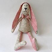 """Куклы и игрушки ручной работы. Ярмарка Мастеров - ручная работа Заяц тильда """"Староанглийский"""". Handmade."""