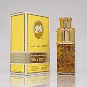 handmade. Livemaster - original item L`AIR DU TEMPS (NINA RICCI) perfume 30 ml VINTAGE. Handmade.