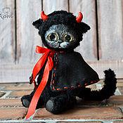 Куклы и игрушки handmade. Livemaster - original item Copy of Teddy Kotick Ezra. Handmade.