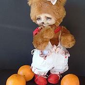 Куклы и игрушки ручной работы. Ярмарка Мастеров - ручная работа Рыжая Ксюша. Handmade.