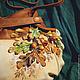 """Женские сумки ручной работы. Сумка из нат.кожи """" Осень в моей руке..."""". Светличная Диана. Интернет-магазин Ярмарка Мастеров."""