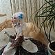Коллекционные куклы ручной работы. Авторская и именная кукла Иришка. Ирина Кулик (DARkiarai). Интернет-магазин Ярмарка Мастеров.