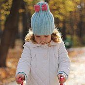 handmade. Livemaster - original item Cap Pumpkin. Children`s hat pumpkin.. Handmade.