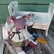 Куклы и игрушки ручной работы. Ярмарка Мастеров - ручная работа Дашутка. Handmade.