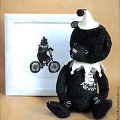 Куклы и игрушки ручной работы. Ярмарка Мастеров - ручная работа Клоун Нук. Handmade.