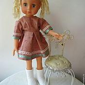 Куклы и игрушки ручной работы. Ярмарка Мастеров - ручная работа Платье  для куклы и других игрушек. Handmade.