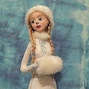 Куклы и игрушки handmade. Livemaster - original item Maiden dolls. Handmade.