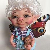 Куклы и игрушки ручной работы. Ярмарка Мастеров - ручная работа Генри. Handmade.
