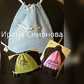 Работы для детей, ручной работы. Ярмарка Мастеров - ручная работа Рюкзачки. Handmade.