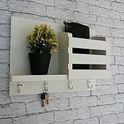 Для дома и интерьера handmade. Livemaster - original item Housekeeper *White*. Handmade.