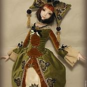 Куклы и игрушки ручной работы. Ярмарка Мастеров - ручная работа Куколка Тутси (2). Handmade.