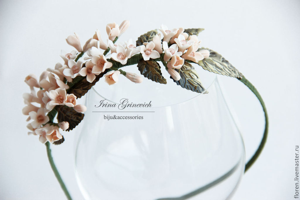 The rim of the 'flower garden', Headband, Vitebsk,  Фото №1