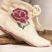 Обувь ручной работы. Ярмарка Мастеров - ручная работа Шебби-шик. Handmade.