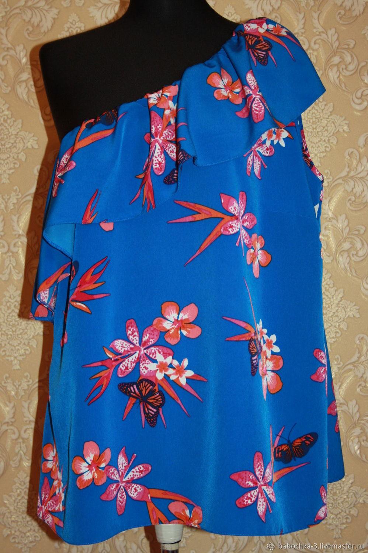 Винтаж: Блузка GEORGE,PEP&CO 54 размер, Одежда винтажная, Старая Купавна,  Фото №1