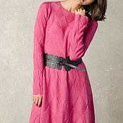 Одежда ручной работы. Ярмарка Мастеров - ручная работа Дюймовочка - платье цвета винной ягоды. Handmade.