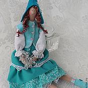 Куклы и игрушки ручной работы. Ярмарка Мастеров - ручная работа Бирюзовые льдинки. Handmade.