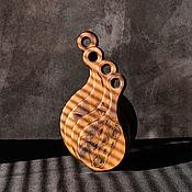 handmade. Livemaster - original item Cutting boards made of Siberian cedar 4 pcs. RDN13. Handmade.