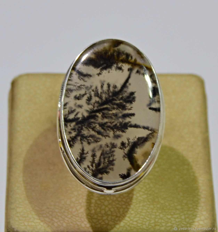 Кольца ручной работы. Ярмарка Мастеров - ручная работа. Купить Моховой агат кольцо в серебре 'Тропинка'. Handmade. Кольцо в серебре