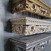 handmade. Livemaster - original item Modern rich cornices. Handmade.