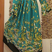 """Одежда ручной работы. Ярмарка Мастеров - ручная работа Авторское платье """"Эсмеральда"""". Handmade."""