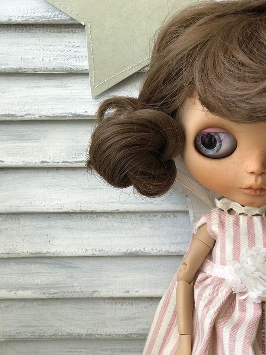 Коллекционные куклы ручной работы. Ярмарка Мастеров - ручная работа. Купить Blythe custom Блайз Кесси кукла. Handmade. аутфит