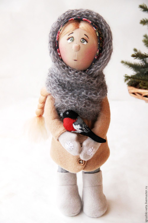 Настенька. Текстильная коллекционная кукла – заказать на Ярмарке Мастеров – 7UAKZRU | Куклы и пупсы, Курск