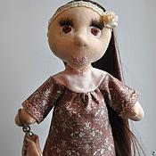 Куклы и игрушки ручной работы. Ярмарка Мастеров - ручная работа Текстильная интерьерная кукла Лилит. Handmade.