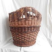Для дома и интерьера handmade. Livemaster - original item wicker basket handmade. Handmade.