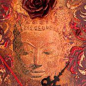 """Часы и шкатулка """"BuddhaBar"""""""