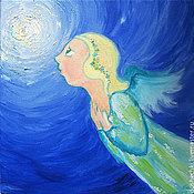 Картины и панно ручной работы. Ярмарка Мастеров - ручная работа Картина На пути к Мечте. Handmade.