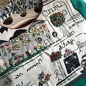 Работы для детей, ручной работы. Ярмарка Мастеров - ручная работа Платье ПЛТ 2057. Handmade.