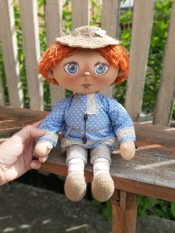 Домовёнок Кузенька, Народная кукла, Верхний Уфалей,  Фото №1