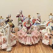 Дрезден фарфор оркестр