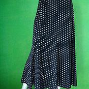 Одежда handmade. Livemaster - original item Skirt with stars can be large size. Handmade.