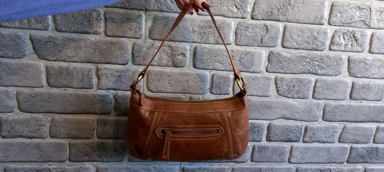 Винтаж: Marks&Spencer Английская сумка из натуральной кожи, Сумки винтажные, Челябинск,  Фото №1
