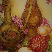 Картины и панно ручной работы. Ярмарка Мастеров - ручная работа Восточный натюрморт. Handmade.