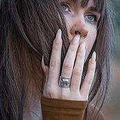 Украшения handmade. Livemaster - original item Boho Elephant ring 925 silver. Handmade.
