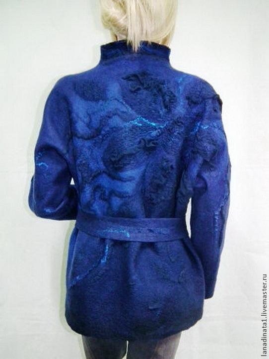 Одежда из валяной шерсти