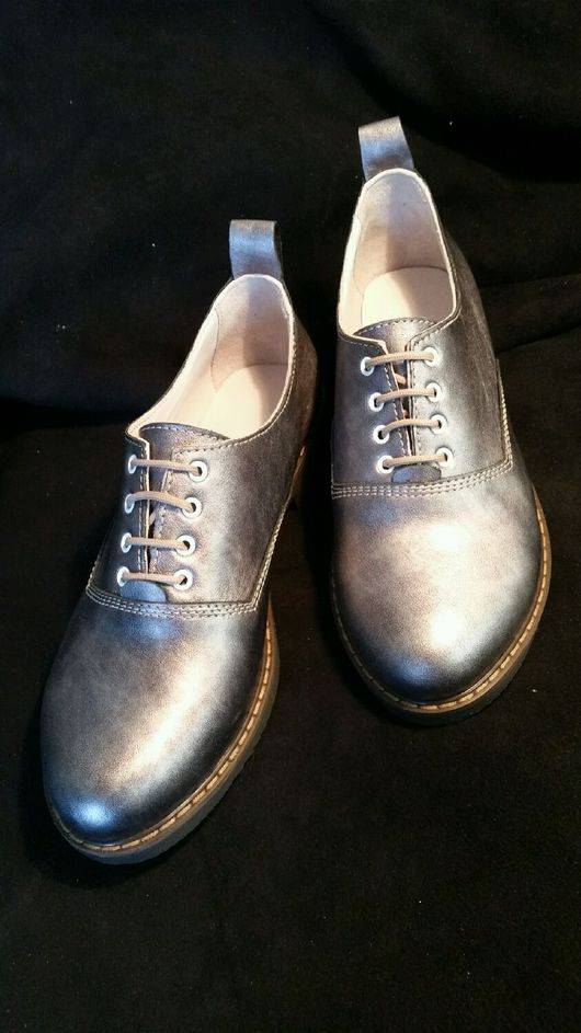 Обувь ручной работы. Ярмарка Мастеров - ручная работа. Купить Туфли женские. Handmade. Туфли, подошва